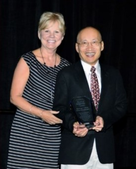Larson Lifetime Achievement Winner - George Chen